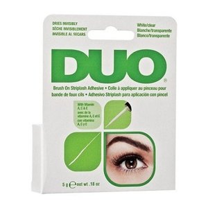 Ardell DUO with Vitamins Klej do rzęs Clear 5g