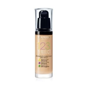 Bourjois123 Perfect Foundation Podkład 55 Beige fonce
