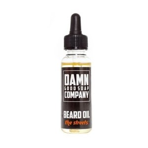 Damn Good Soap The Streets Dropper Olejek do brody 25ml