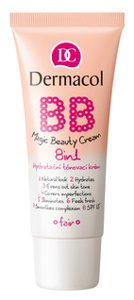 Dermacol BB Magic Beauty Krem BB 8w1 Nude 30 ml