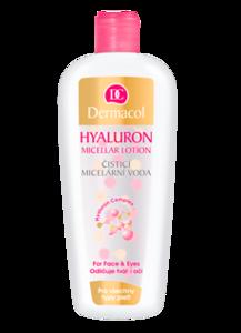 Dermacol Hyaluron Cleansing Micellar Lotion Hialuronowy płyn micelarny 400 ml