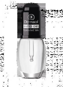 Dermacol Rapid Dry Przyspieszacz do wysychania lakieru 10 ml