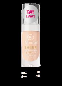 Dermacol Sheer Face Illuminator Rozświetlający podkład w płynie Day Light