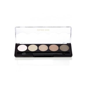 Golden Rose Professional Paleta 5 cieni do powiek 113