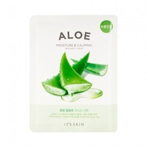 IT'S SKIN Fresh Mask Sheet Łagodząca ALOE