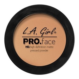 L.A. Girl Matte Powder Puder matujący 607 Warm Honey