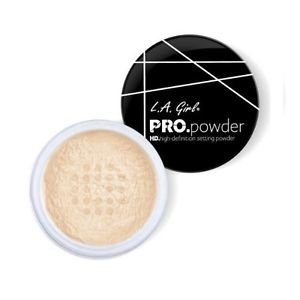 L.A. Girl PRO HD BANANA Setting Powder Sypki puder