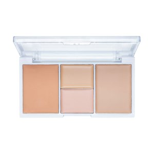 MUA Pro Base Conceal&Cover Kit Paleta korektorów Natural