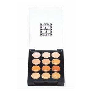Make-up Atelier Paris Paleta 12 kremowych korektorów 11g