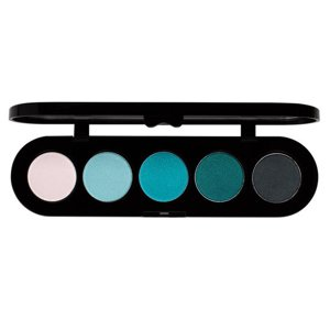 Make-up Atelier Paris Paleta 5 cieni do powiek T11 Satynowe 10g