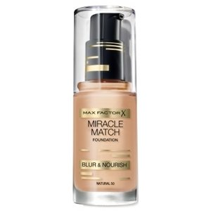 Max Factor Miracle Match Podkład do twarzy 45 Warm Almond