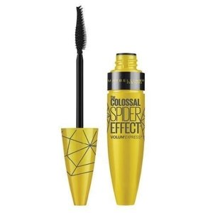 Maybelline Colossal Spider Effect Tusz do rzęs Black