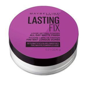 Maybelline Master Fix Setting+Perfecting Loose Powder Sypki puder transparentny