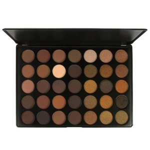 Morphe 35R - READY,SET,GOLD! EYESHADOW PALETTE Paleta cieni