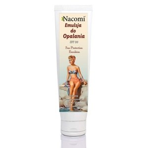 Nacomi Emulsja do opalania SPF 30 150ml
