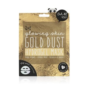 Oh K! Glowing Skin Gold Dust Hydrogel Mask Maska do twarzy w płacie