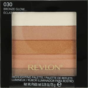 Revlon Highlighting Palette Rozświetlacz do twarzy 030 Bronze Glow