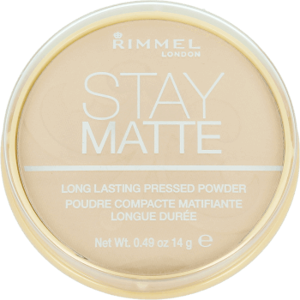Rimmel Stay Matte Puder do twarzy 03