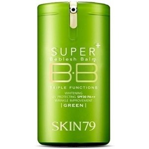 SKIN79 Super+ Beblesh Balm Triple Function Green SPF30+ Krem BB 40g