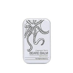 The Brighton Beard Co-Creampot Tom's Beard Balm Jasmin and Lemon Balsam do brody 30ml