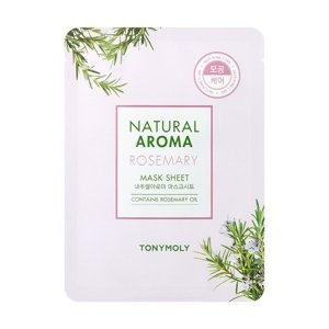 Tony Moly Natural Aroma Mask Sheet Maska w płacie ROSEMARY
