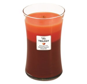 WoodWick TRILOGY Duża świeca Exotic Spices