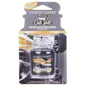 Yankee Candle Car Jar Ultimate Zapach do samochodu New Car Scent