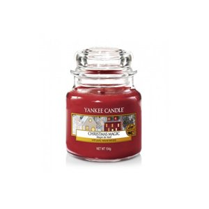 Yankee Candle ŚWIECA W SŁOIKU MAŁA Christmas Magic