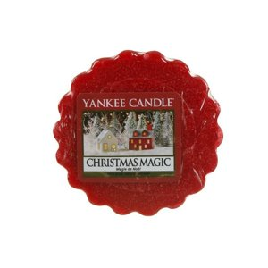 Yankee Candle WOSK TARTA Christmas Magic