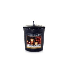 Yankee Candle świeca SAMPLER Autumn Night