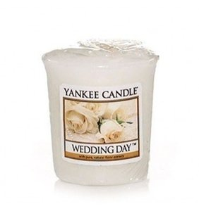 Yankee Candle świeca SAMPLER Wedding Day