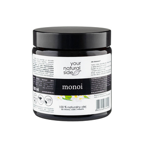 Your Natural Side 100% Naturalny Olej MONOI 100ml