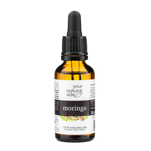 Your Natural Side Olej nierafinowany Moringa 30ml