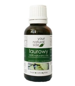 Your Natural Side Olej nierafinowany laurowy 30ml