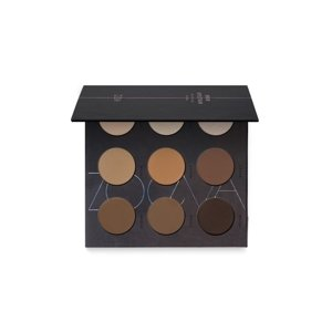 ZOEVA Brow Spectrum Palette Paleta do brwi