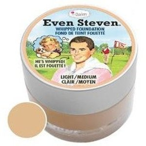 theBalm Even Steven Whipped Foundation Podkład do twarzy Light Medium