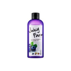 Missha Juicy Farm Shower Gel Very Berry Blueberry Żel pod prysznic 300ml