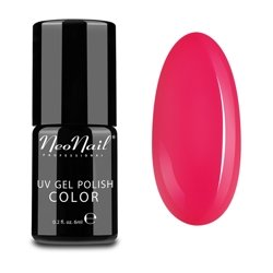 NeoNail Candy Girl Lakier hybrydowy Lovely Pink 6 ml