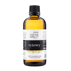 Your Natural Side Rafinowany RYŻOWY 100ml