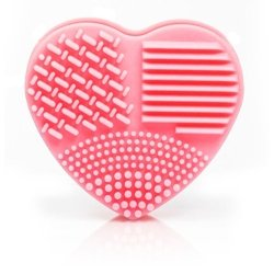 blend it! Brush Cleaning Heart Light Pink