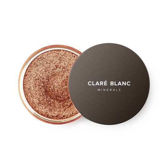 Claré Blanc Puder rozświetlający MAGIC DUST - WARM GOLD No.1 3g
