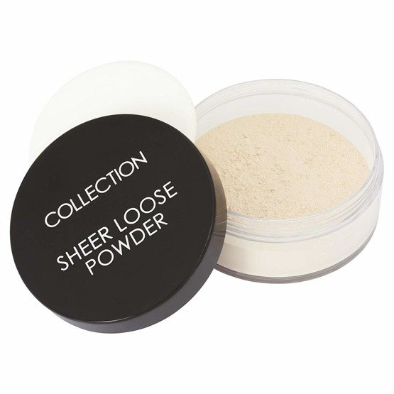 Collection Sheer Loose Powder Sypki puder do twarzy 2 Translucent