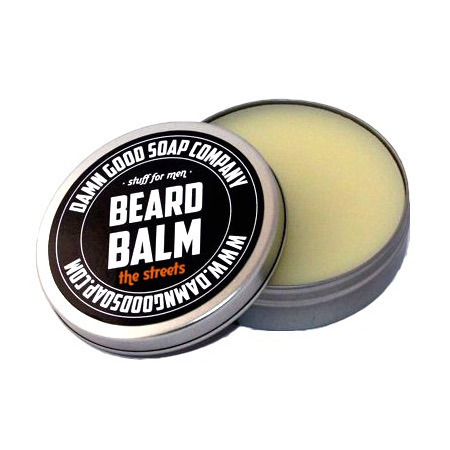 Damn Good Soap Beard Balm The Streets Balsam do brody 50ml