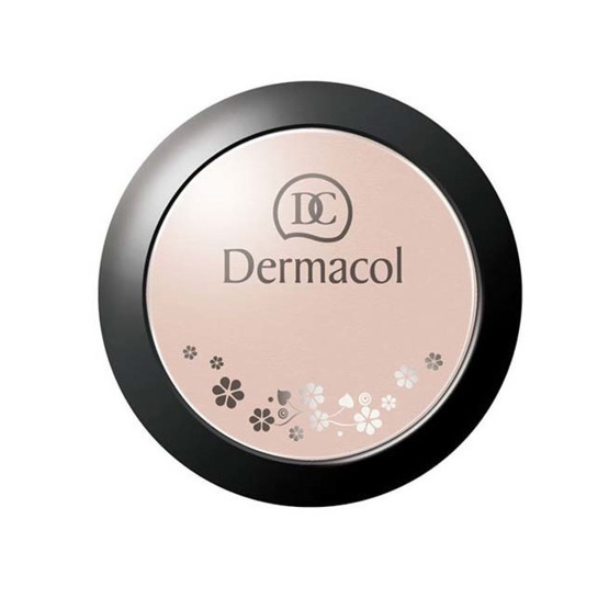 Dermacol Mineral Compact Puder mineralny 1