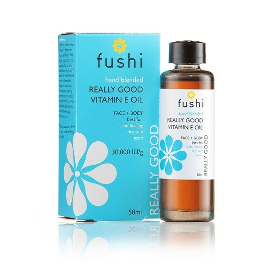 Fushi Really Good Vitamin E Skin Oil Olejek do twarzy 50ml