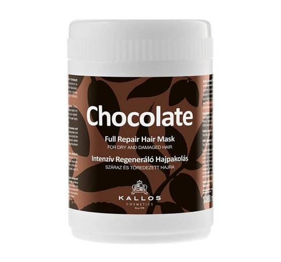 KALLOS Maska chocolate 1000 ml
