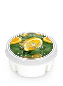 Kringle Candle WOSK zapachowy Citrus and Sage