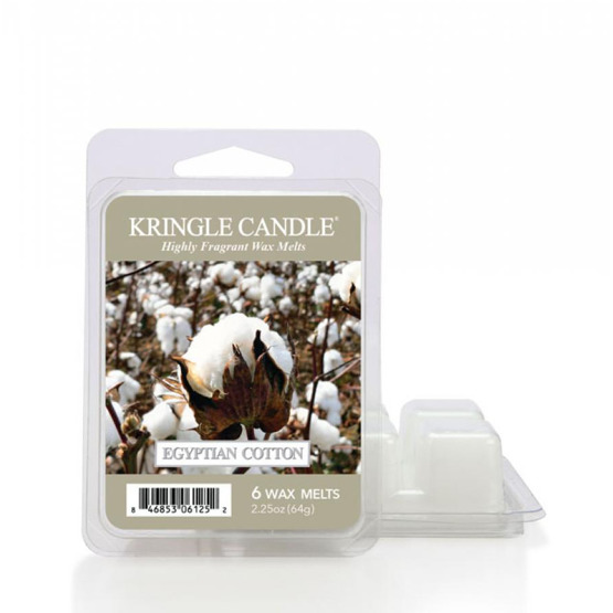 Kringle Candle Wosk zapachowy 6PACK Egyptian Cotton