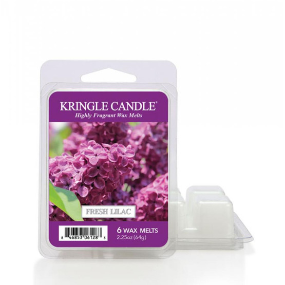 Kringle Candle Wosk zapachowy 6PACK Fresh Lilac