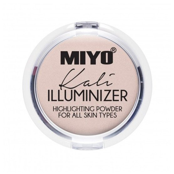 MIYO Illuminizer Highlighting Powder Rozświetlacz do twarzy 03 KALI
